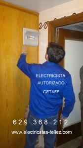 Eectrici Auto Getafe