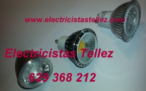 Electricistas autorizados Toledo
