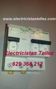 Electricistas autorizados Getafe